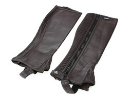 Sheppy Leather Half Chaps