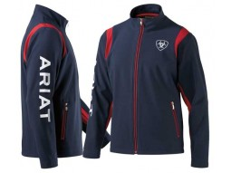 Ariat Men's Team Soft Shell Jacket