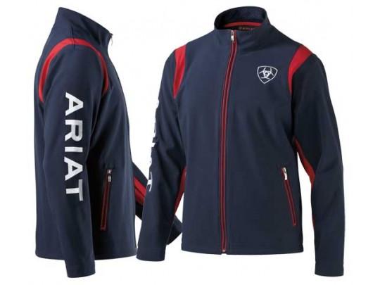 32c71b432 Ariat Men's Team Soft Shell Jacket
