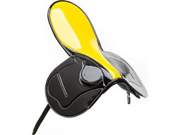 750g Flemington Race Saddle with Pockets