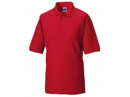 Men's Classic Polycotton Polo Shirt