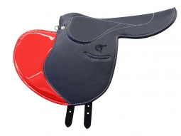 Gibson Half Tree Exercise Saddle with Holberg Flaps
