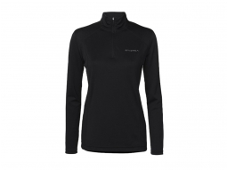 Stierna Ladies Halo 1/2 Zip Long Sleeved Top