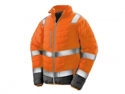 Men's Soft Padded Safety Jacket