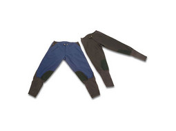 Cotton Exercise Breeches for Jockeys by Horseware