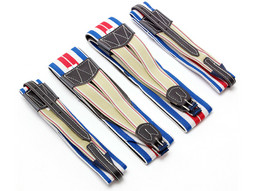 Hyland Light Weight Race Girth & Surcingle Set