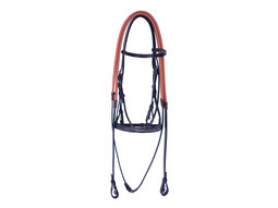 Buckled Race Bridle (Silver Range)